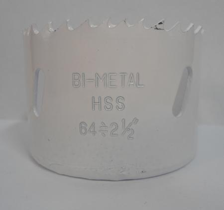 BROCA COPO BI-METAL 64MM D-30140