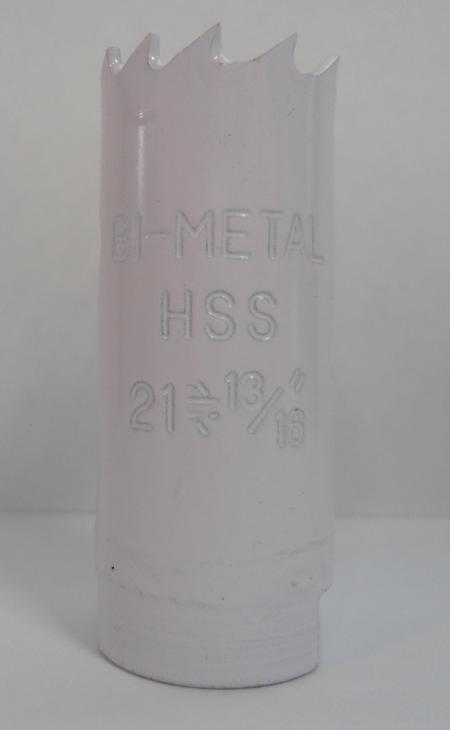 BROCA COPO BI-METAL 21MM D-35380